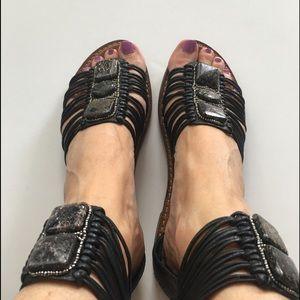 Sam Edelman Hiro Gladiator Style Sandals Size 8.5